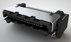 Samtec Razor Beam Micro Rugged Connector